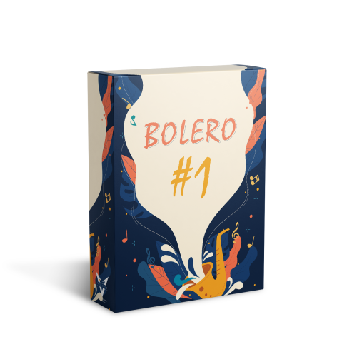 BOLERO #1 - LOOPS & SAMPLES - VPROD SAMPLE PACK