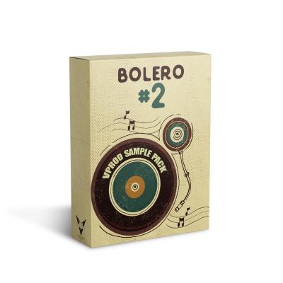 BOLERO #2 - LOOPS & SAMPLES - VPROD SAMPLE PACK