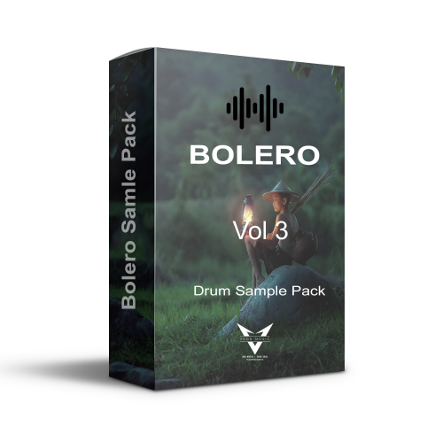 Bolero Vol.3 - LOOPS & SAMPLES - VPROD SAMPLE PACK