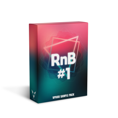 R&B #1 - LOOPS & SAMPLES - VPROD SAMPLE PACK