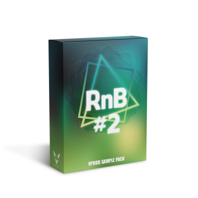 R&B #2 - LOOPS & SAMPLES - VPROD SAMPLE PACK