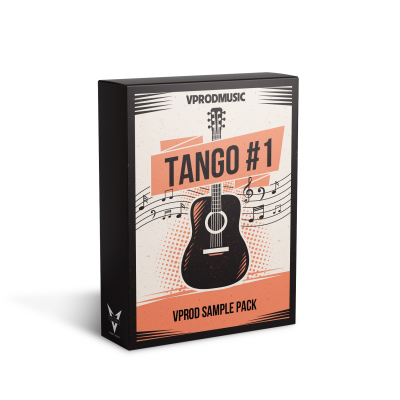TANGO #1 - LOOPS & SAMPLES - VPROD SAMPLE PACK