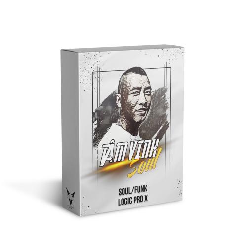 Hoà Âm Phối Khí - Tâm Vinh Soul - Logic Pro X Template