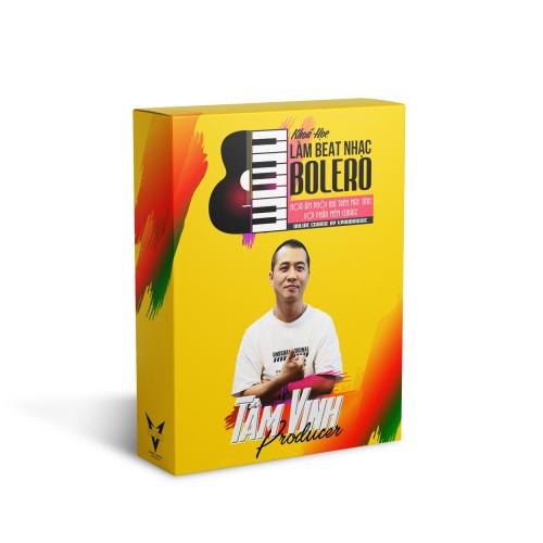 Khóa học Làm Beat Nhạc Bolero - Hòa âm Phối Khí Trên Máy Tính