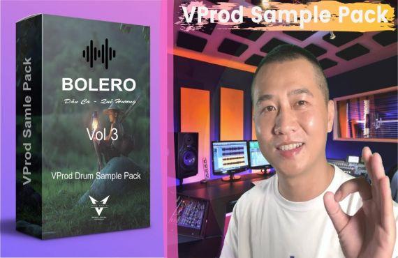 Review - Bolero Sample Pack VProd - Vlog Producer #27